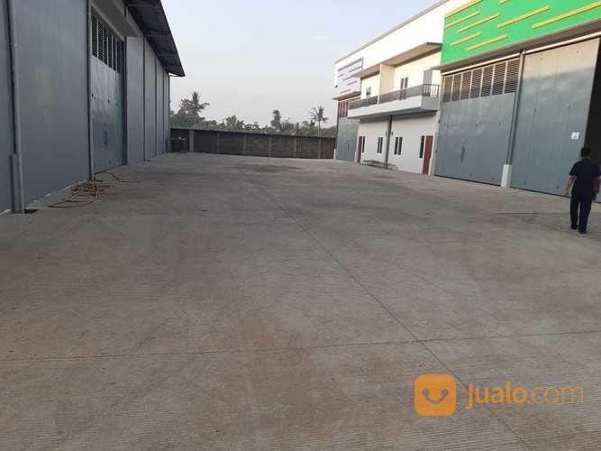 Disewa Gudang Curug Luas 498m2 Diklat Pemda Tangerang