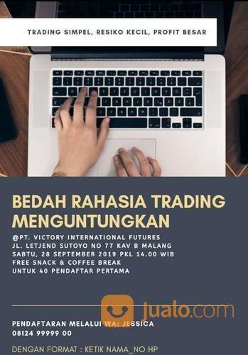 Kata Siapa Trading Forex Itu Judi Dan Abisin Duit? (21434163) di Kota Malang