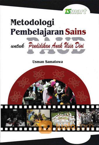 Metodologi Pembelajaran Sains Untuk Pendidikan Anak Usia Dini (21444979) di Kota Tangerang Selatan