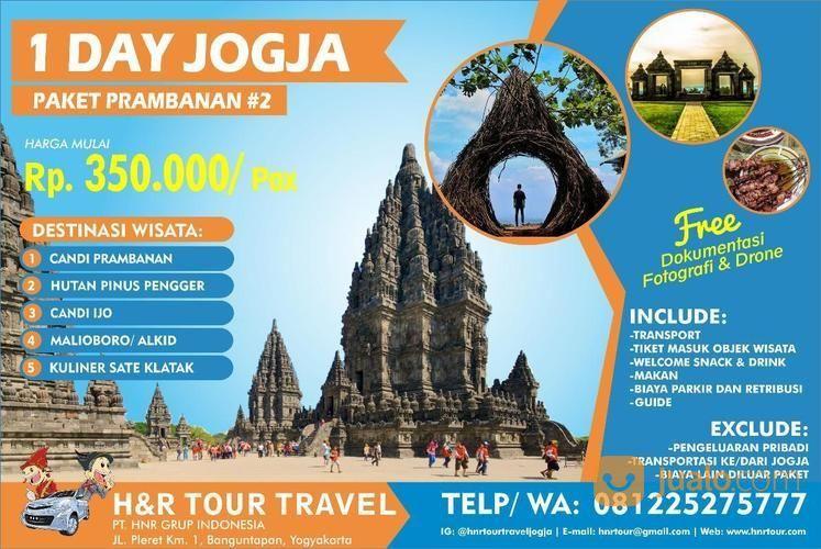 PAKET WISATA ONE DAY JOGJA PRAMBANAN 2 (21457471) di Kota Yogyakarta