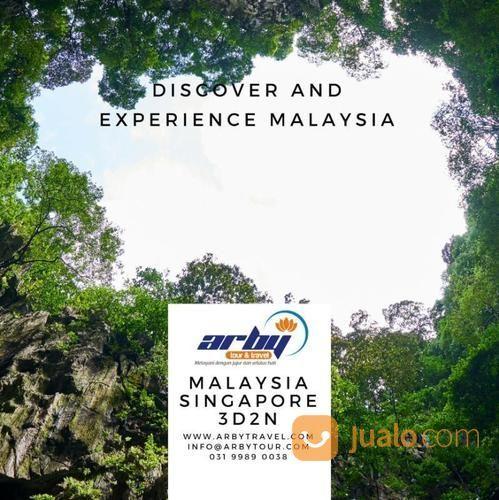 PAKET TOUR MALAYSIA SINGAPURA 3 HARI 2 MALAM (21464155) di Kab. Sidoarjo
