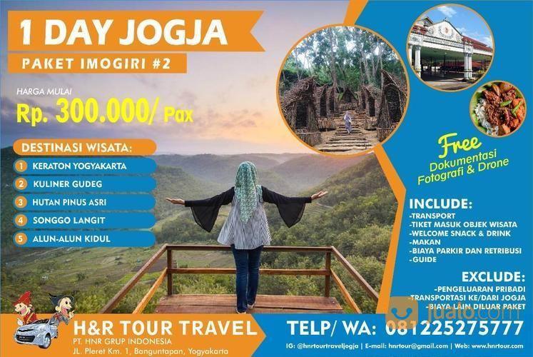 PAKET WISATA ONE DAY JOGJA IMOGIRI 2 (21466443) di Kota Yogyakarta