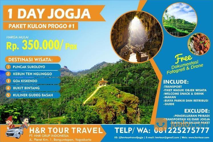 PAKET WISATA ONE DAY JOGJA KULON PROGO 1 (21467295) di Kota Yogyakarta