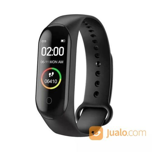 Smartwatch m4 m4 sm jam tangan 21468587