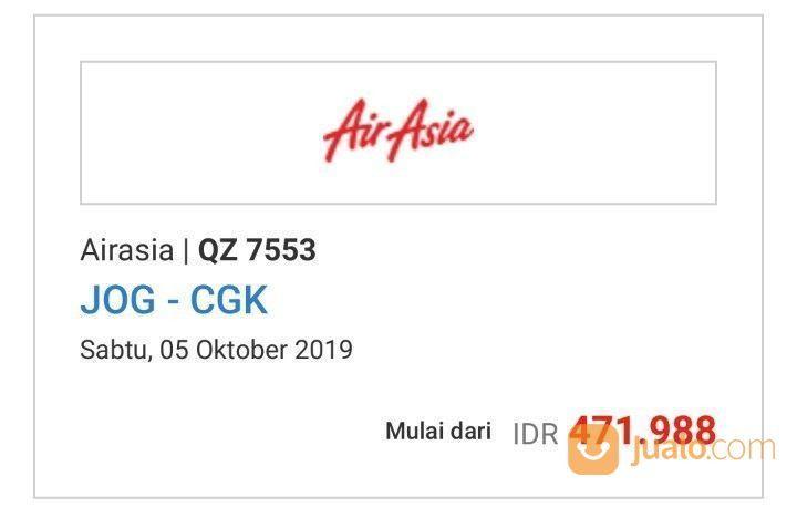 Tiket Pesawat Murah (21468775) di Kota Depok