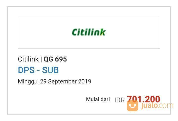 Tiket Pesawat Murah (21468783) di Kota Depok