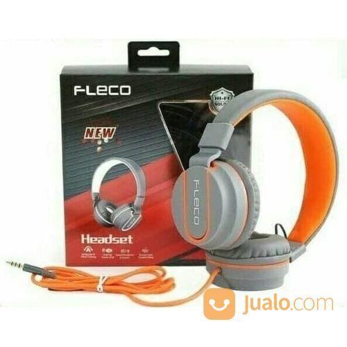 Headphone Earphone Headset Extra Bass FLECO FL-888 (21488435) di Kota Surakarta