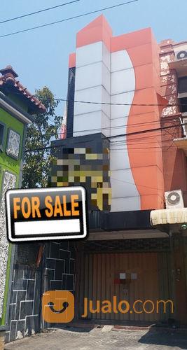 #A1802 ROW 3 Mobil,Ruko Klampis Anom 3Lt HGB Cocok Utk Kantor/Usaha (21502615) di Kota Surabaya