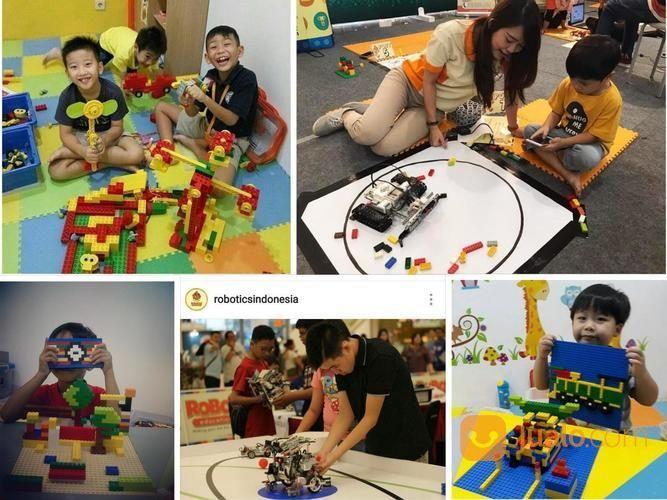Robotics Education Center Kalimalang - Jakarta Timur (21550595) di Kota Jakarta Timur