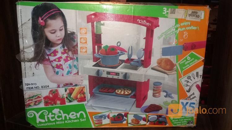 Mainan Anak Perempuan Kitchen Play Set (21569643) di Kota Medan