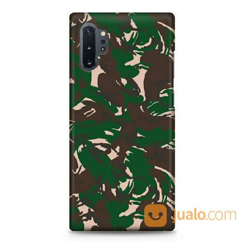 Army Vector TNI Samsung Galaxy Note 10 Plus / Note 10 Pro Custom Hard Case (21585743) di Kota Bekasi