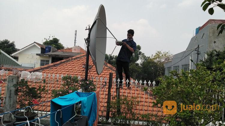 Pusat Pasang Parabola Permanen 4 Satelit (21591583) di Kota Jakarta Timur