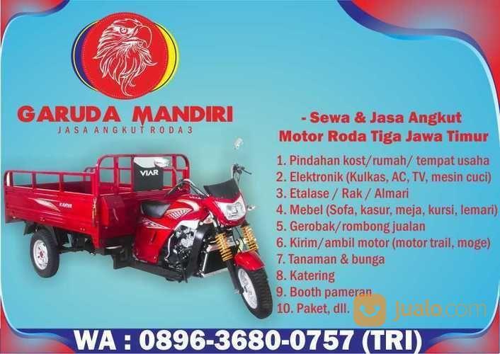 Gerobak motor roda ti motor viar 21601115