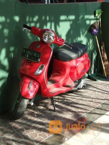 Motor Vespa Iget LX 125 Cc, Mulus Dan Mesin Prima, Harga Nego.