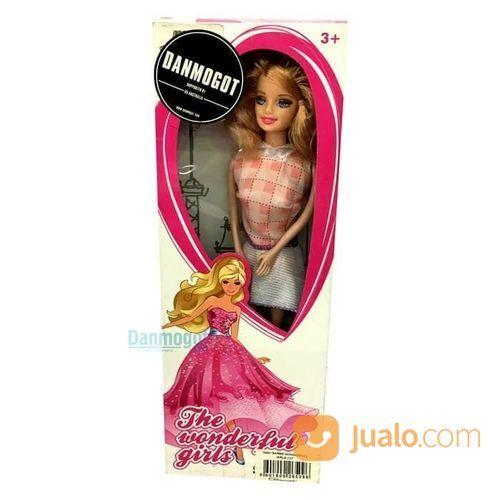 Boneka Barbie,Barbie - Baju Yang Fashionable - Tas Barbie (21625435) di Kota Medan