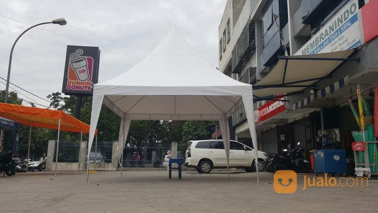 HOT SALE Tenda Kerucut Anti Karat Ukuran 4x4 (21651319) di Kota Jakarta Barat