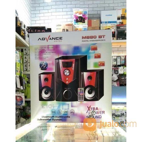 Advance M680BT Speaker Subwoofer Multimedia Bluetooth (21651839) di Kota Surakarta