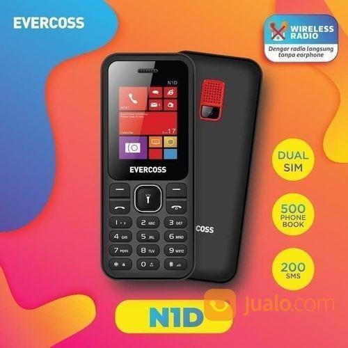 Hp evercoss n1d candy handphone lainnya 21653219