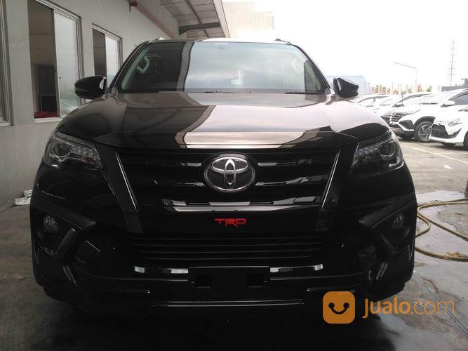Ready NEW FORTUNER 4x2 2.4 VRZ A/T DSL TRD Diesel Cash/Credit (21653675) di Kota Jakarta Utara