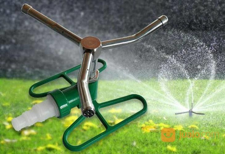 Rotary sprinkler kera tanah dijual 21656351
