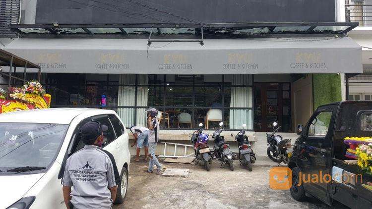 Profesional Pasang Canopy Kain Printing (21658131) di Kota Jakarta Barat