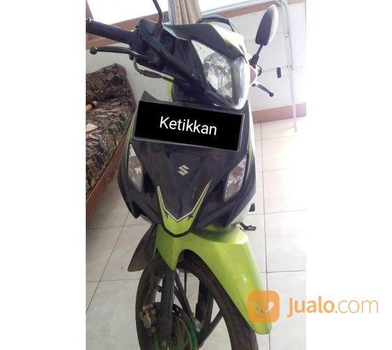 Motor Suzuki Shogun Axelo Murah (21678039) di Kota Bandung