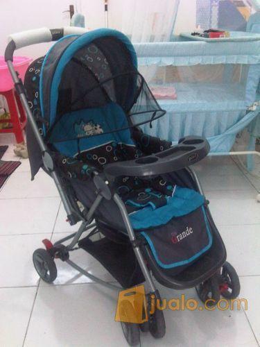 stroller pliko grande perlengkapan anak dan bayi stroller del 2168114