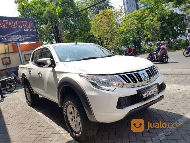 Mitsubishi Strada Triton Dc M/T 2016 Istimewah (21691219) di Kota Palembang
