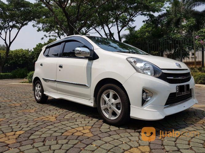 Toyota agya 1 0 g at mobil toyota 21702867