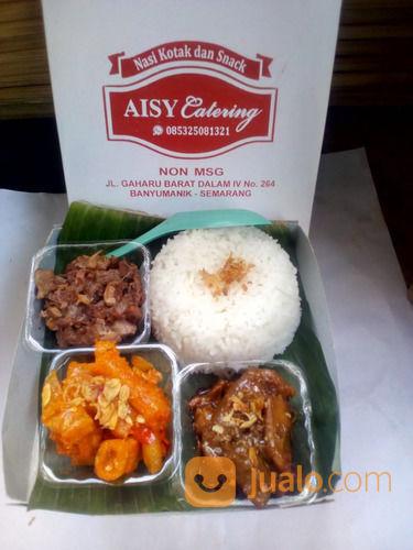 3 Harga Nasi Kotak Dari Aisy Catering Semarang Jualo