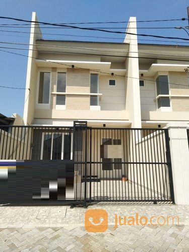 Rumah Baru 2 Lantai Minimalis Semalang Indah Surabaya (21733619) di Kota Surabaya