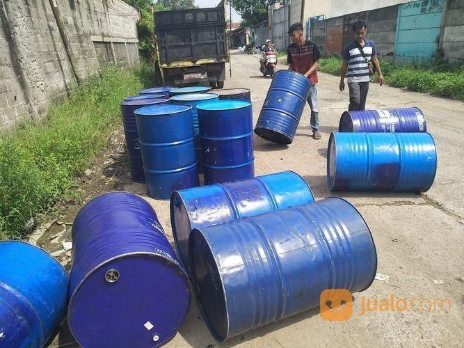 Drum Besi Tangerang Jakarta 200liter Berbagai Tipe (21738715) di Kota Tangerang