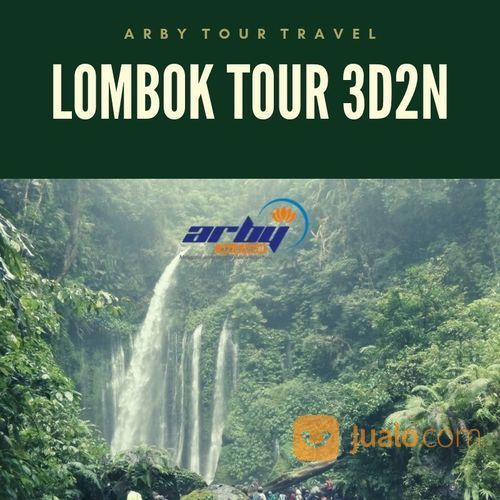 Paket Wisata Lombok 3 Hari 2 Malam (21772919) di Kab. Sidoarjo