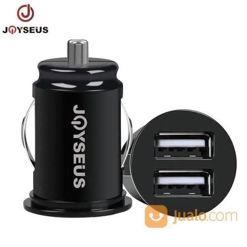 Cas charger mobil joy aksesoris handphone dan tablet lainnya 21776055