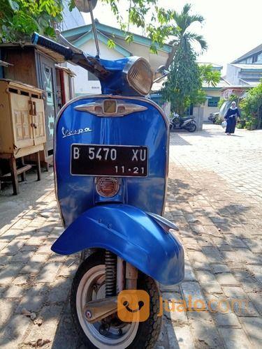 Vespa Super Th 74 (21786459) di Kota Bekasi