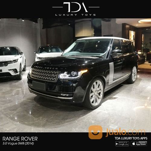 Range Rover Vogue 3 0 2014 Jakarta Selatan Jualo