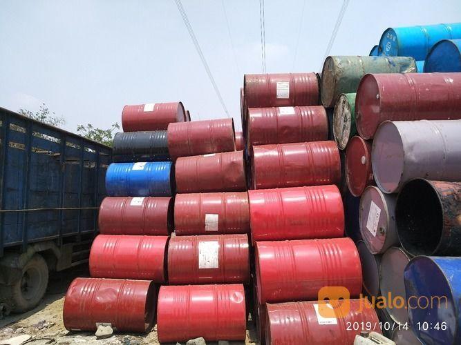Drum Kaleng Besi Bekas Tangerang Jakarta (21808011) di Kota Tangerang