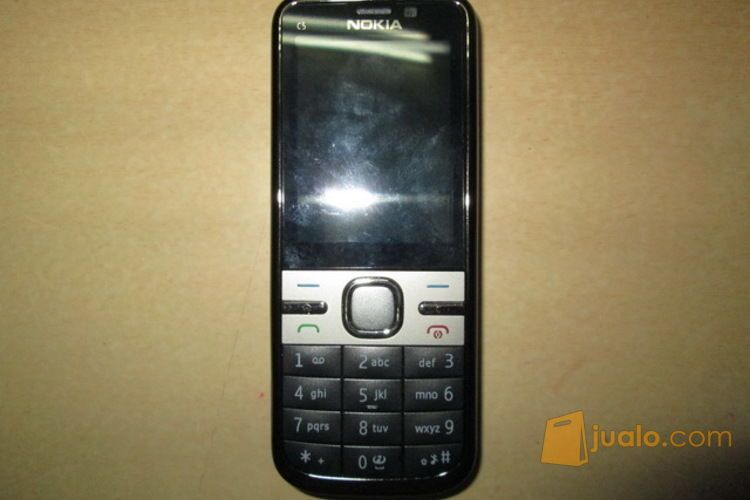 Hape Jadul Nokia C5-00 Seken Mulus Kolektor Item (2183882) di Kota Jakarta Pusat
