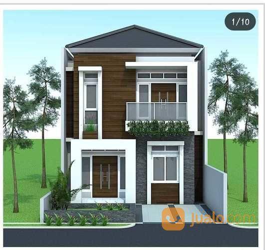 Exclusiv design rumah rumah dijual 21839307