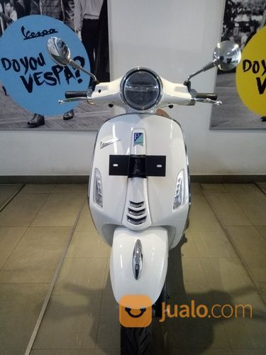Vespa Primavera LED 150 I Get ABS (WHITE INNOCENZA) (21852323) di Kota Jakarta Utara