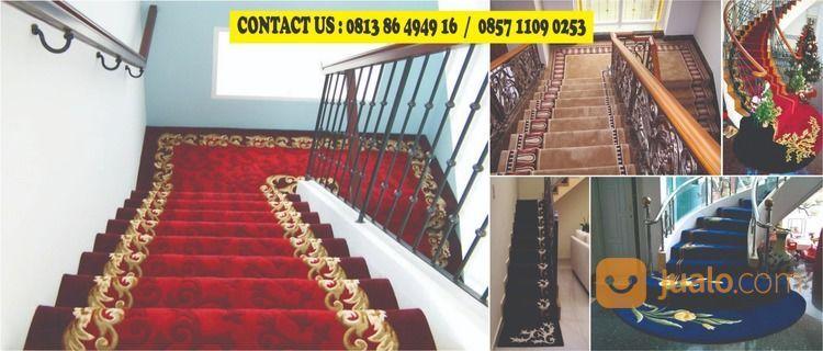 Karpet tangga custom kebutuhan rumah tangga interior dan dinding 21872591