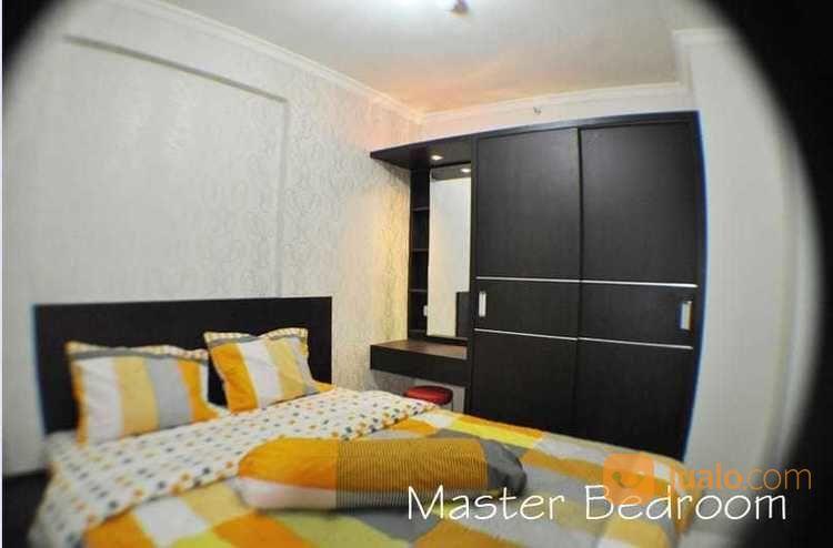 Apartemen Kalibata City Tower Damar Lantai 15 Furnish 2 BR Rp 360 Juta