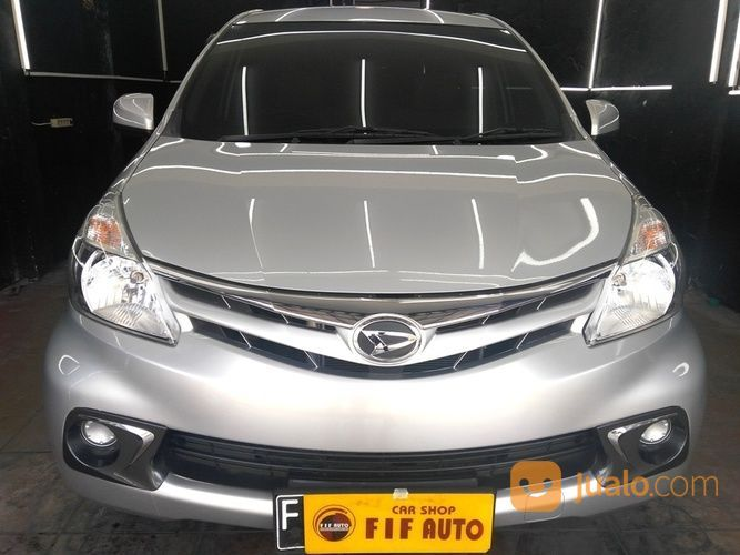 Daihatsu Xenia 1.0 M MT Manual 2015 Silver (21885783) di Kota Jakarta Selatan