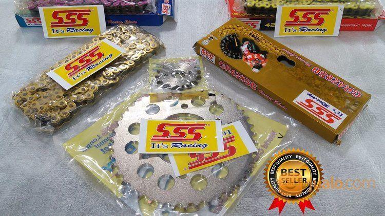 Gearset SSS Vixion New Dan Old Termurah (21898075) di Kab. Bekasi