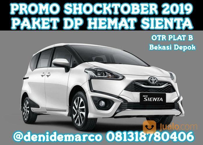 Promo Toyota Sienta Dp Murah Akhir Tahun 2019 Kab Bekasi Jualo