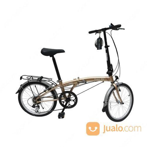 """Dahon Sepeda Lipat SUV D6 20"""" - Bisa Dicicil Tanpa Kartu (21908103) di Kota Bekasi"""