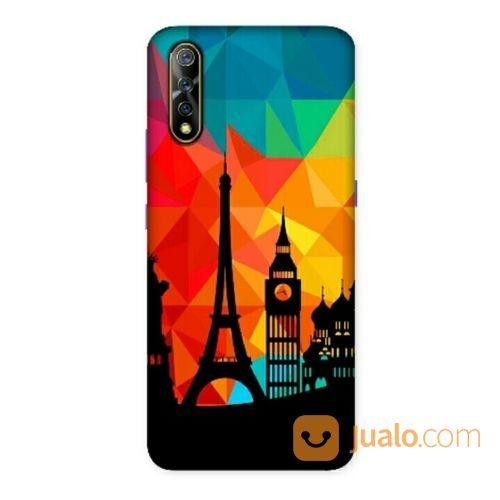 Go Places Vivo S1 Custom Hard Case (21909035) di Kota Bekasi