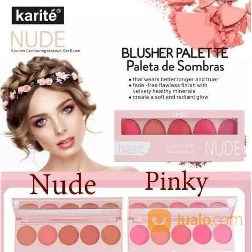 5in1 Karite Blusher Blush On (21913715) di