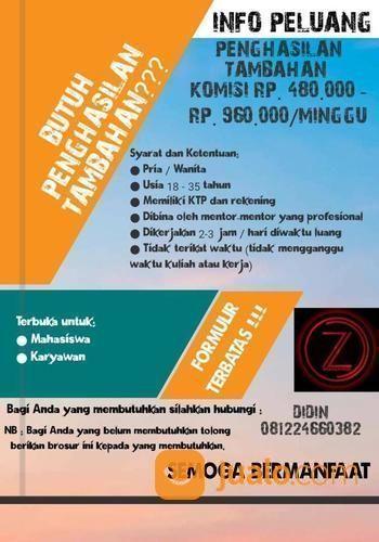 Lowongan Freelance Daerah Bandung Dan Sekitarnya Bandung Jualo