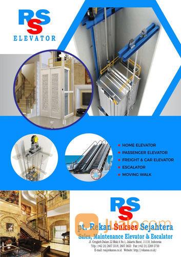 Elevator, Escalator & Moving Walk RSS Elevator (21936859) di Kota Jakarta Barat